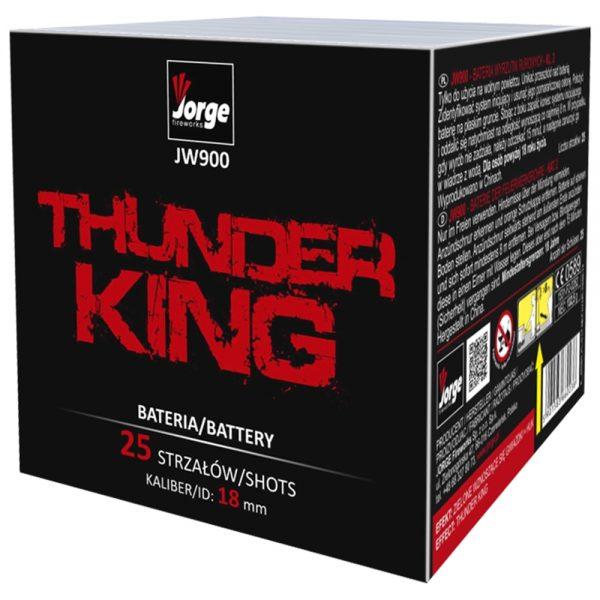 Thunder King Jorge