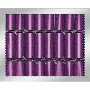Knallbonbon 22cm violett