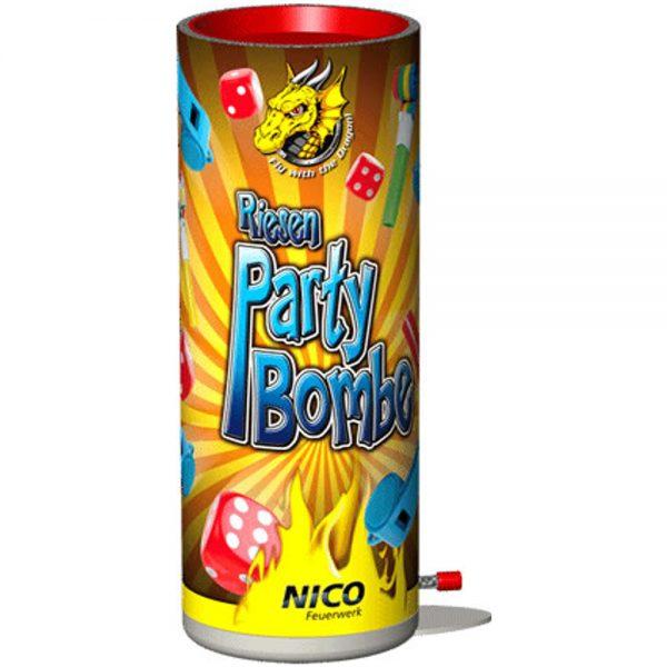 Riesen Party Bombe