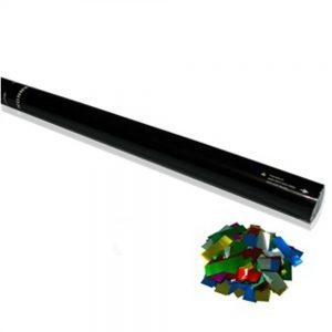 Confetti Handkanone 80cm Multicolor- Flitter