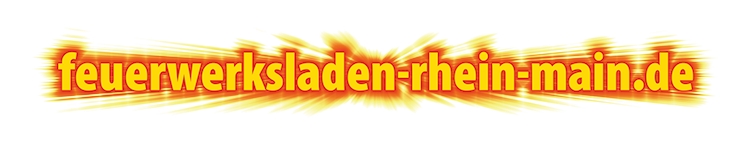 Feuerwerksladen Rhein-Main.de Logo