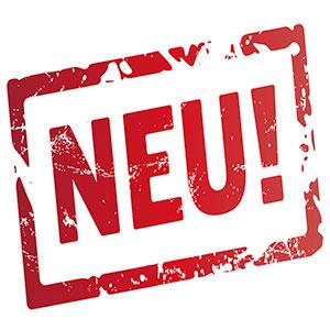 NEU! / Wieder verfügbar
