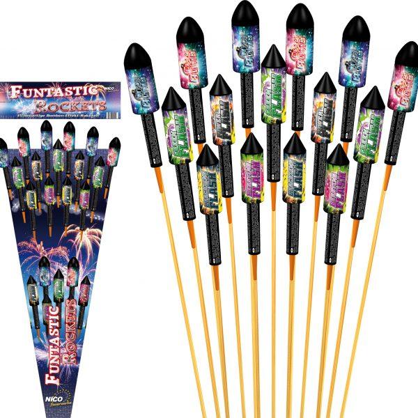 Nico Funtastic Rockets