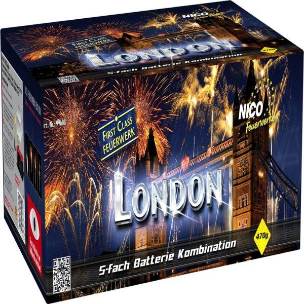 Nico London