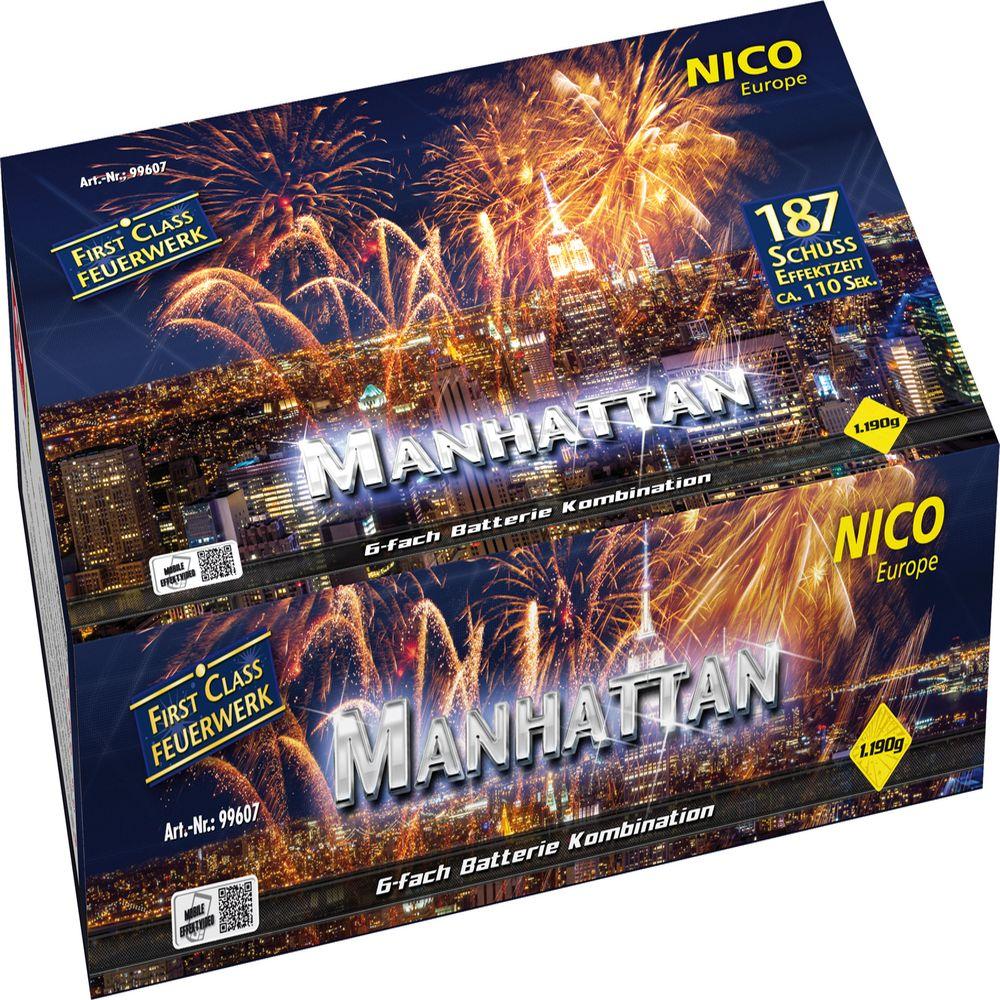 Nico Manhattan