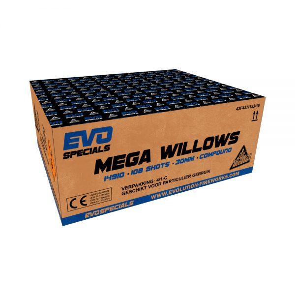 mega willows evolution