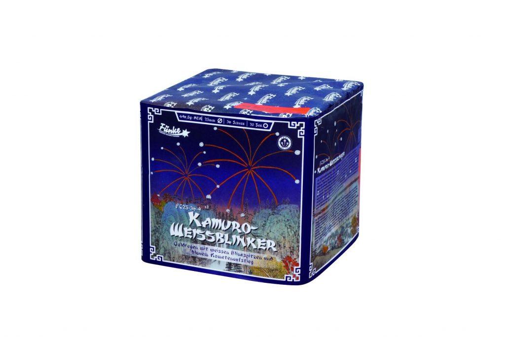 Funke Kamuro-Weissblinker 25mm