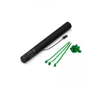 50cm Elektrische Luftschlangenkanone dunkelgrün