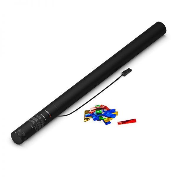 80cm E-Cannon Konfetti Bunt-Flitter