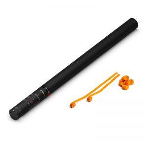 80cm Handkanone Luftscchlangen Orange