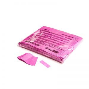 Konfetti Rectangles 55x17mm Pink