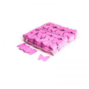 Konfetti Schmetterlinge Pink