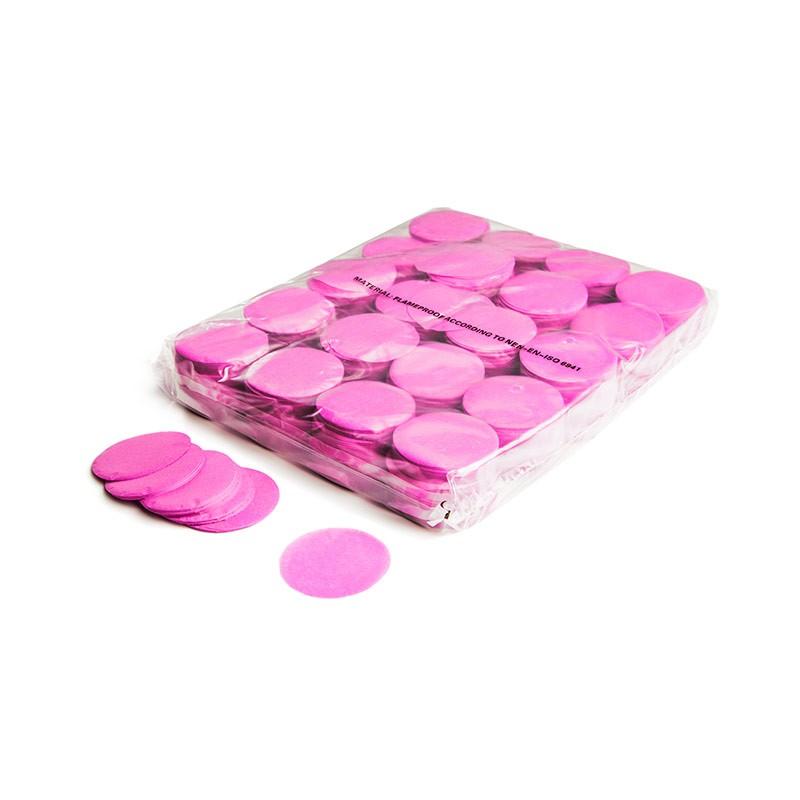 Konfetti Shapes Rounds Pink