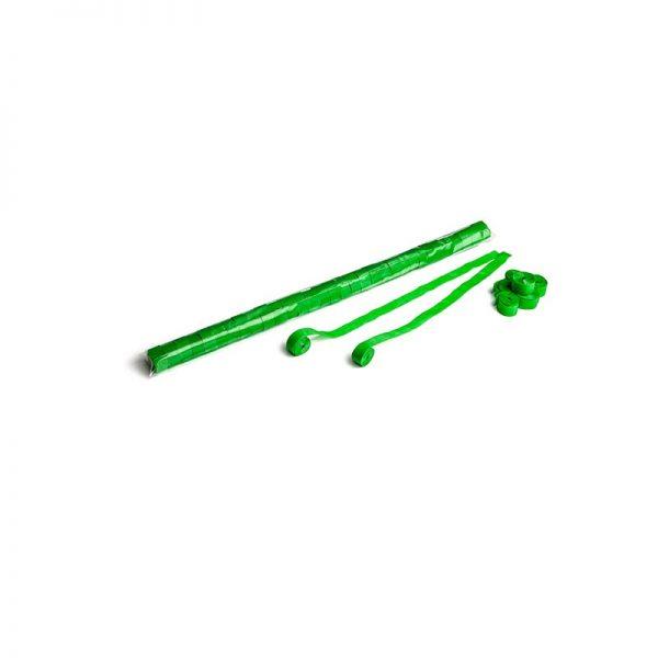 Luftschlangen 10mx1,5cm Hellgrün