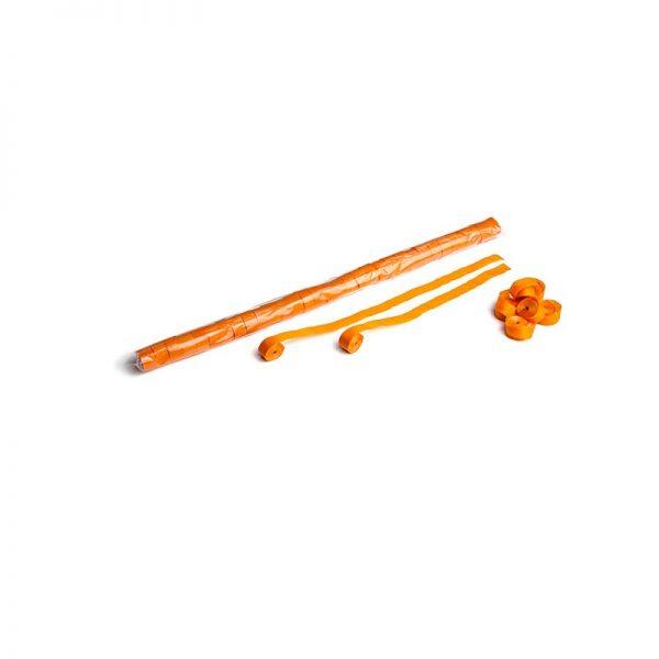 Luftschlangen 10mx1,5cm Orange