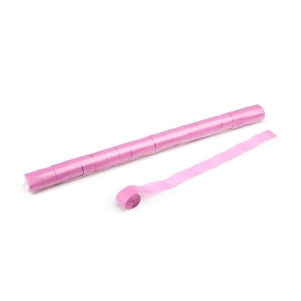 Luftschlangen 20mx2,5cm Pink