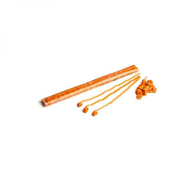 Luftschlangen 5x0,85m Orange