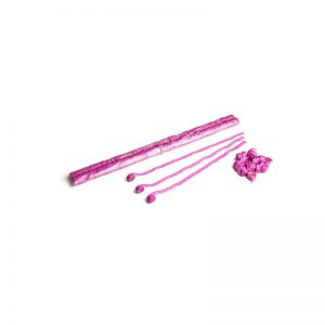 Luftschlangen 5x0,85m Pink