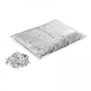 Snow Konfetti 10x10mm Weiß 500g