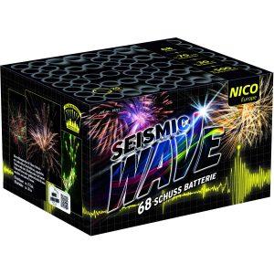 nico-seismic wave