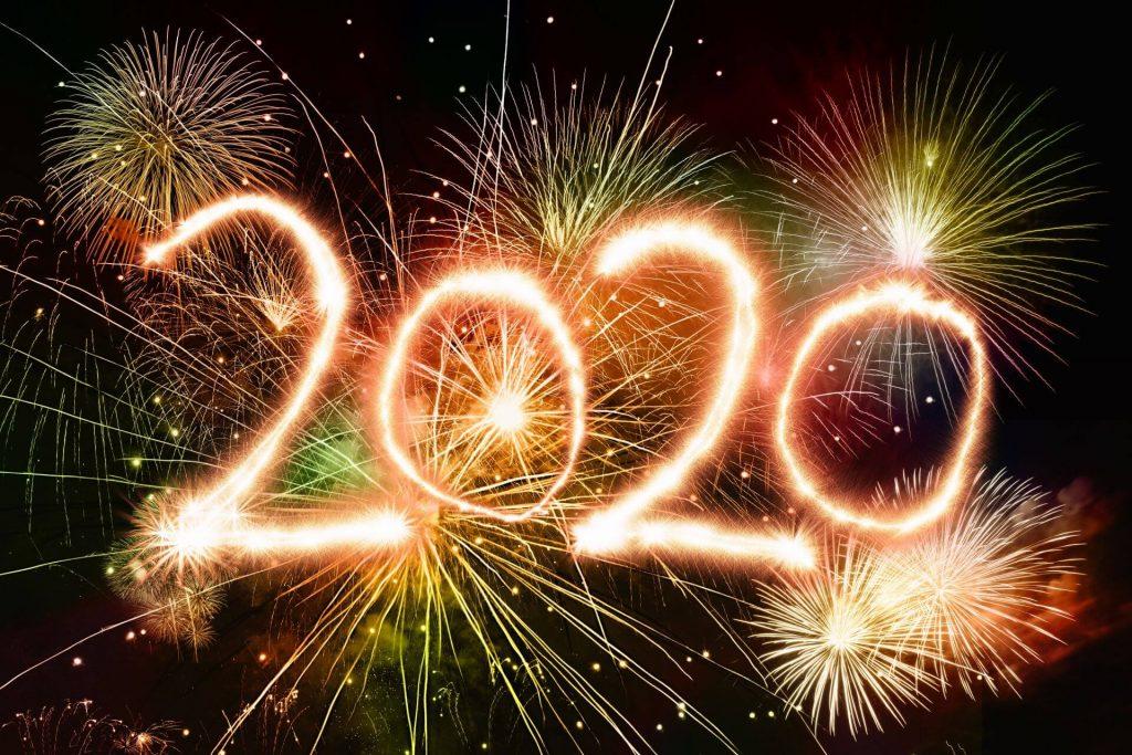 Silvesterfeuerwerk 2020